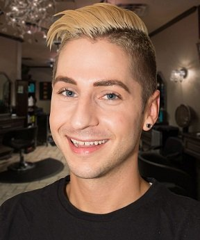 Photo of Joey at Angelo's Salon and Spa